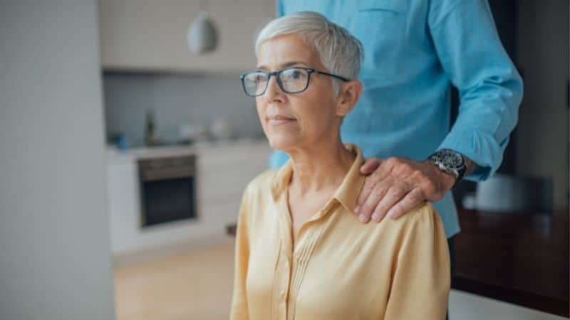 estate plan updates loss of spouse